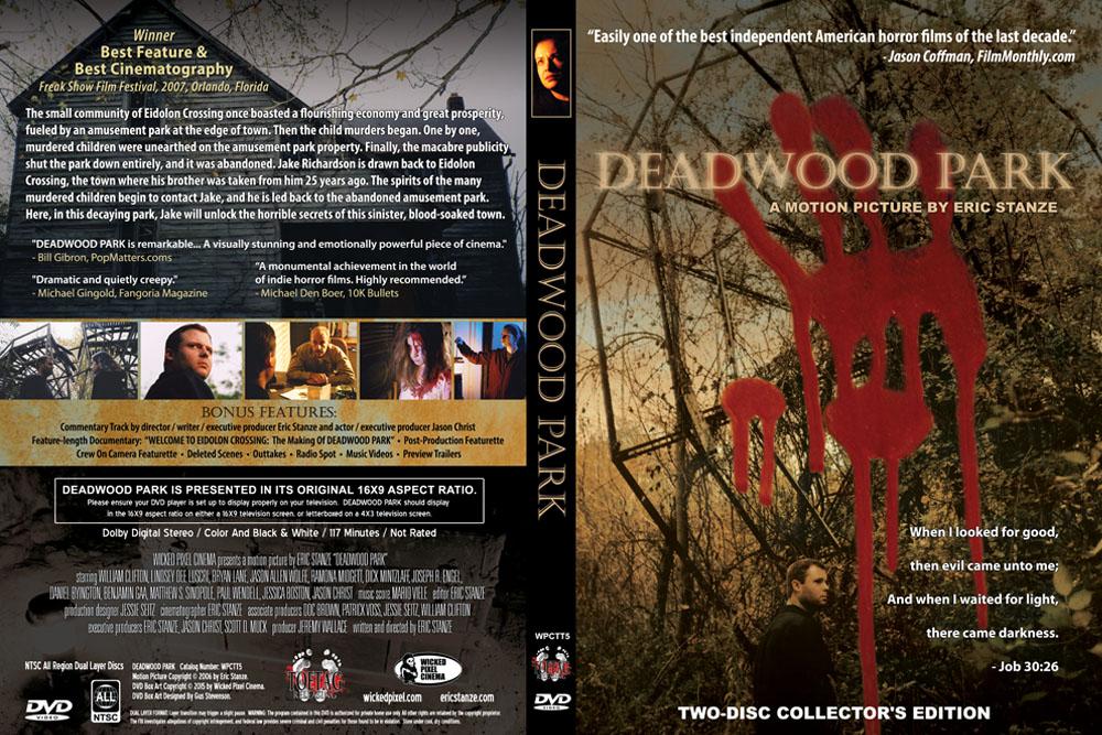 Dvd Cover Art Gus Stevenson